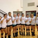 Volleyball Takes First Place
