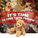 Friday Night Lights Teddy Bear Toss