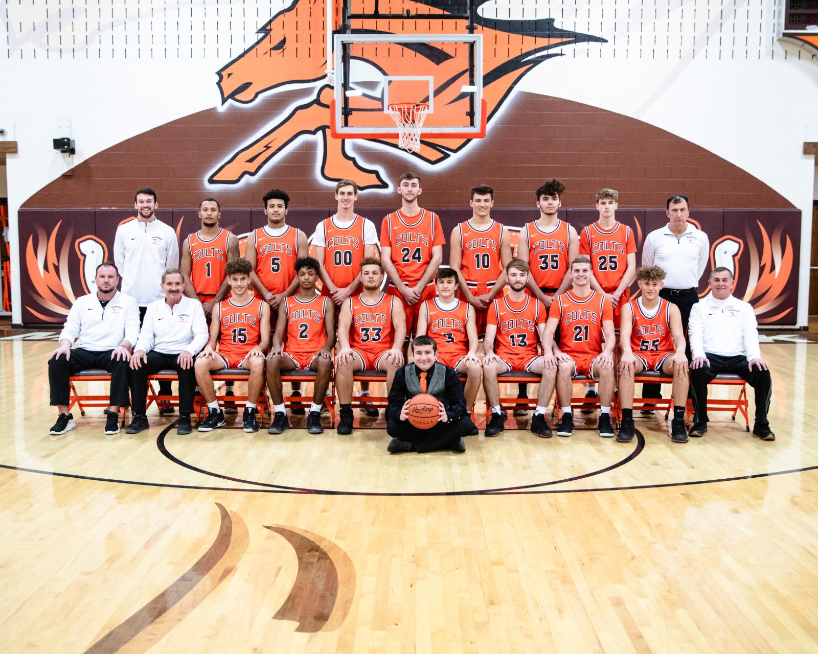 Div. II Boys Basketball Sectional Tournament Pre-sale Information