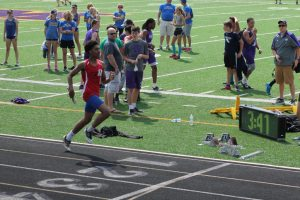2017 Boys and Girls Track Marion Relays