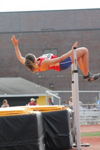 2017 Girls Track and Field Sectional Meet