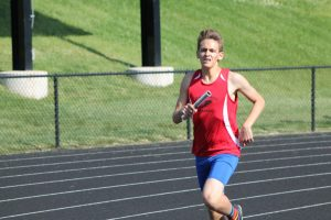 2017 Boys Track and Field Sectional Meet