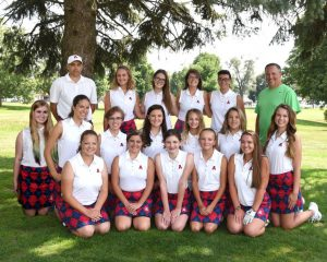 2017 Girls golf