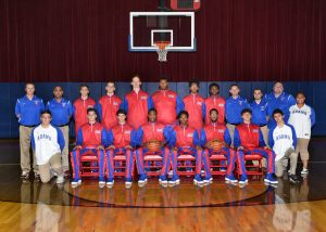2017 Boys Varsity Basketball