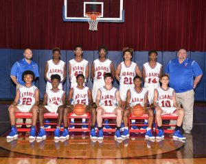 2017 Freshman Boys Basketball