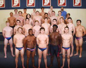 2017 Boys Swimming