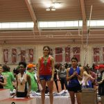 Girls Track Shines at Hoosier State Relays Finals