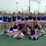 Girls Tennis Bows out at Sectional