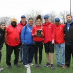 Girls Track Finishes 5th, Mwenifumbo Named Marion Relays MVP