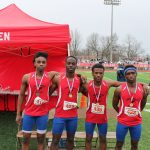 Boys Track and Field Compete At Goshen Relays