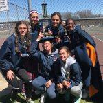 Girls Tennis wins New Prairie Invite