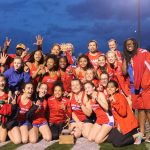 Girls Track and Field Wins City Title