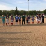 Softball has successful senior night