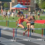 Girls Track and Field Advances to State Meet