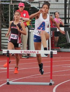 Girls Track and Field IHSAA State Championship Meet