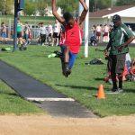 Boys Track and Field NIC Meet