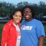 Girls Track and Field NIC Meet
