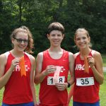 Cross Country Begins Season at NIC Stomp