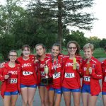 Girls Cross Country Repeats as City Champions