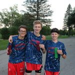 Boys Cross Country Finishes 3rd at City Meet