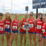 Girls Cross Country Wins Caston Invitational