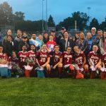 Girls Soccer Wins on Senior Night