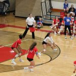 Volleyball Wins Against Elkhart Central