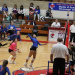 Volleyball Wins In Town Match over SB Clay