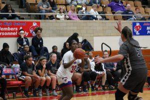 Girls Basketball vs Michigan City (Nov 3)