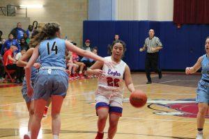 Girls Basketball vs SB St Joseph (Nov 16)