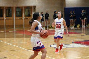 Girls Basketball vs SB Riley (Nov 27)