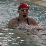 Girls Swimming vs Marian (Dec 4)