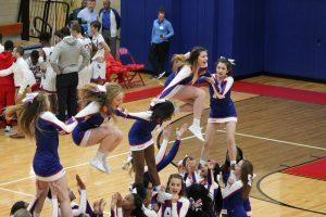 Cheerleading (Dec 4)