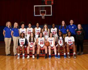 Girls Basketball 2018-2019