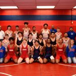 Wrestling Finishes 5th at Sectionals; Four Advance to Regional