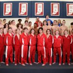 Boys Swimming and Diving 2018 - 2019