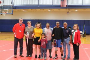 Wresting Senior Night vs SB Riley (Dec 20)