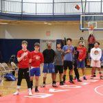 Wrestling Opens Regular Conference Season
