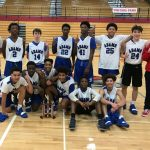 Freshman Boys Basketball Wins Goshen Tournament