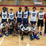 Freshman Boys Basketball Wins Goshen Tournament