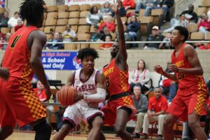 Boys Basketball vs Elkhart Memorial (Jan 5)