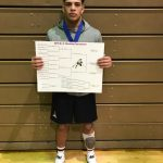 Wrestling Finishes 10th at Conference; Thomas NIC Champ