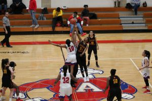 Girls Basketball vs Elkhart Memorial (Jan 16)