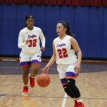 Girls Basketball Ends Conference Play with Win
