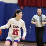 Girls Basketball Ends Regular Season with Loss