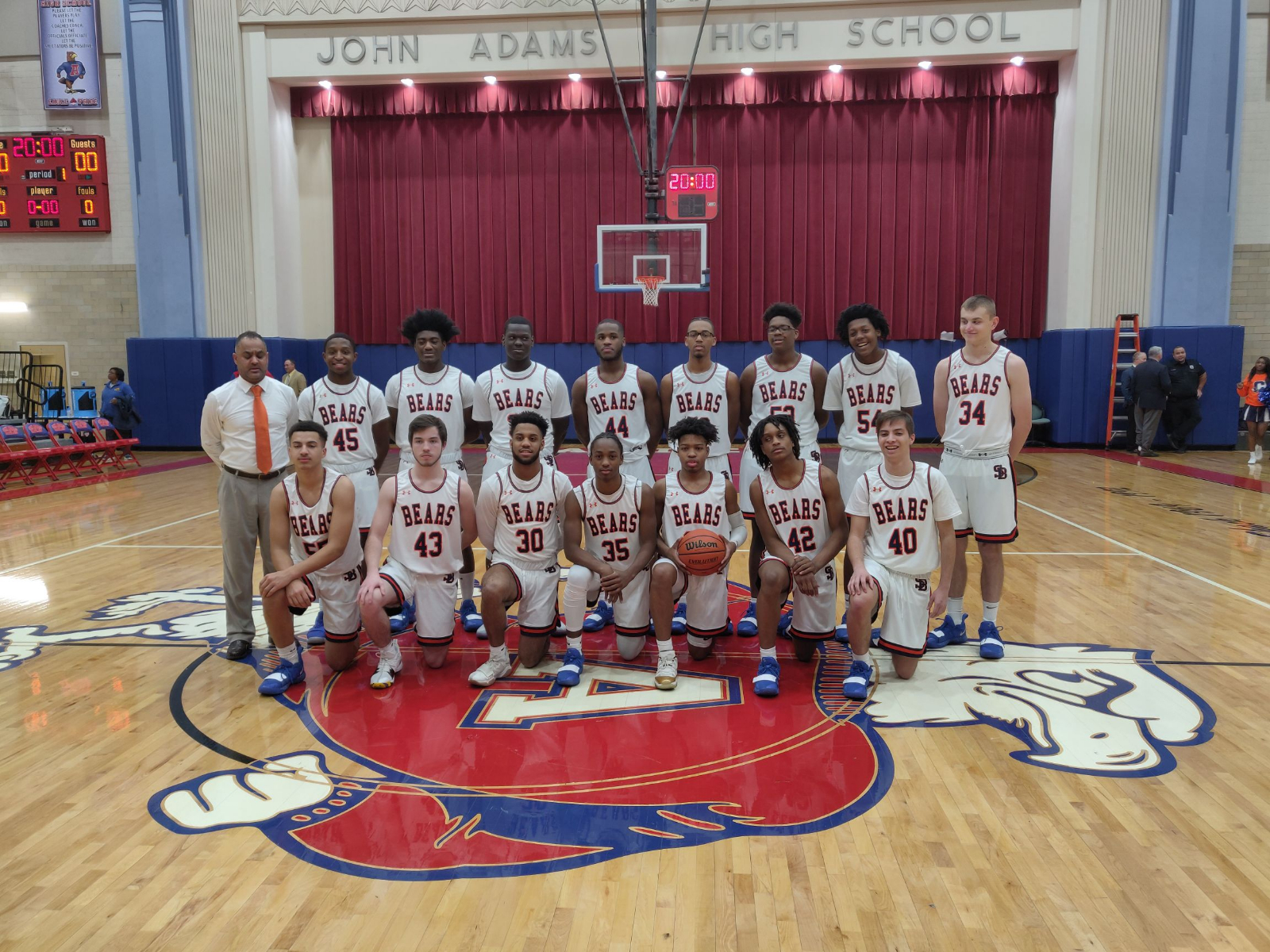 Boys Basketball IHSAA Sectional Draw