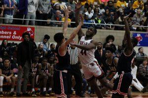 Boys Basketball vs SB Riley (Feb 15)