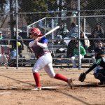 Softball Takes Early Lead to Defeat Mishawaka Marian