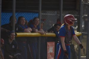 Softball vs Elkhart Memorial (March 27)