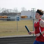 Boys Track and Field Goes 1-1 in NIC Action